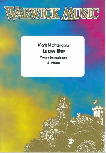 Nightingale: Lucky Dip (Tenor / Soprano Saxophone & Piano)