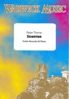 Thorne: Sonatina for Treble Recorder & Piano
