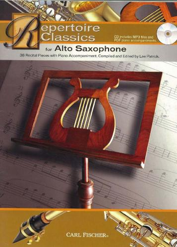 Various: Repertoire Classics for Alto Sax