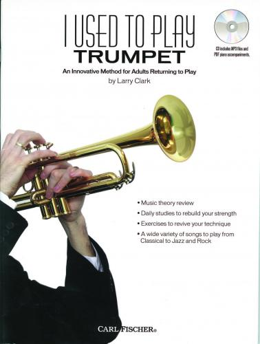 I Used to Play Trumpet (Tutor Book & CD)