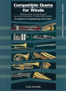 Compatible Duets for Winds (Bassoon, Trombone, Euphonium)