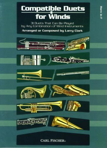 Compatible Duets for Winds (Horn in F book)