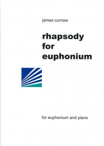 Curnow: Rhapsody for Euphonium - Euphonium & Piano ( Piano Score & Part )
