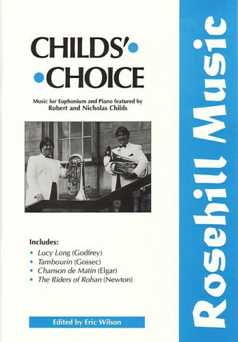 Childs' Choice (Album) for Euphonium & Piano