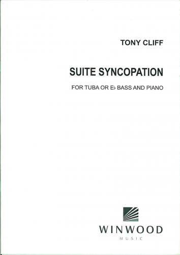 Tony Cliff: Suite Syncopation - Tuba & Piano