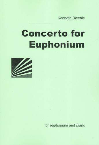 Kenneth Downie: Concerto for Euphonium