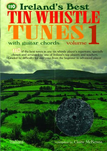 Ireland's Best Tin Whistle Tunes 1 -CD Edtition