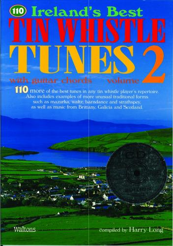 Ireland's Best Tin Whistle Tunes 2 CD Edition