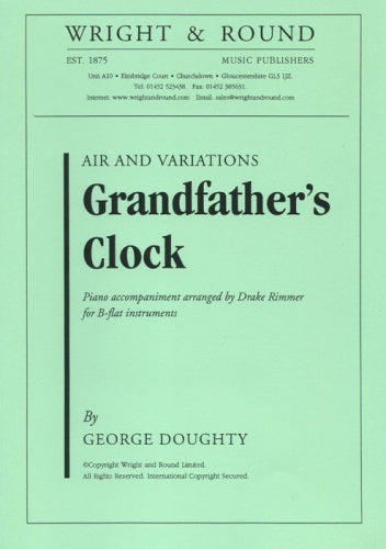 Grandfather's Clock (Air and Variations)