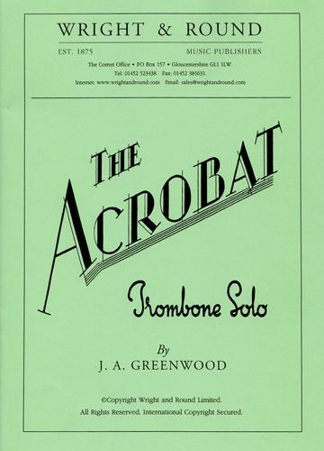 The Acrobat (Trombone & Piano)