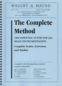 The Complete Method A50 (Tutor for valved brass)