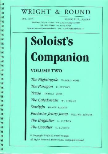 The Soloist's Companion Volume 2