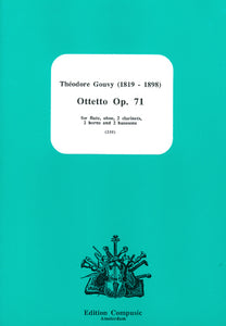 Gouvy: Ottetto Op. 71 - wind ensemble