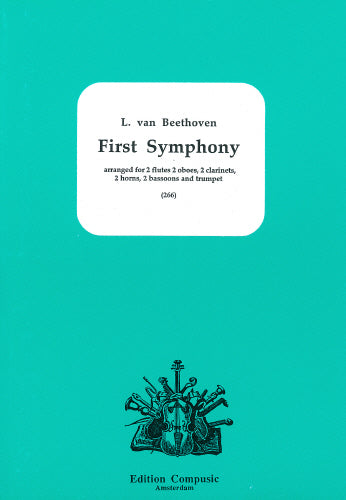 Beethoven: First Symph. - wind ensemble