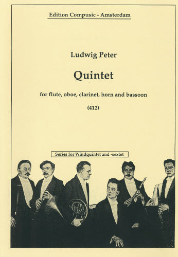 Wind Quintet by Ludwig Peter