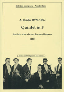 Wind Quintet in F by Reicha