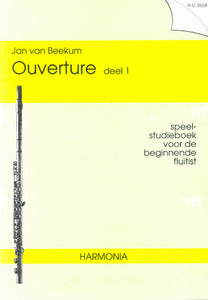 Beekum: Ouverture Book 1 (Flute Solo)