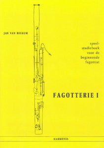 Beekum: Fagotterie 1 Studies for bassoon