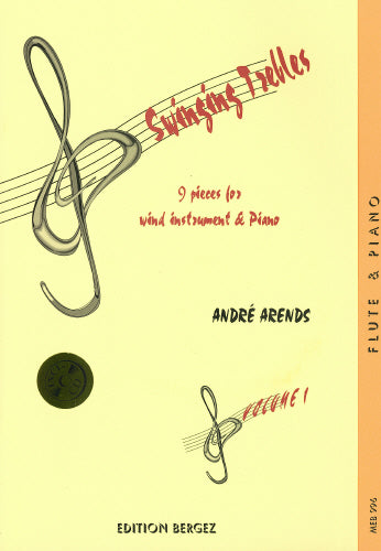 A Arends: Swinging Trebles