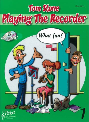 Stone: Playing the Recorder, What Fun! Book 1