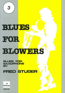 Stuger: Blues for blowers 3 - saxophone solo