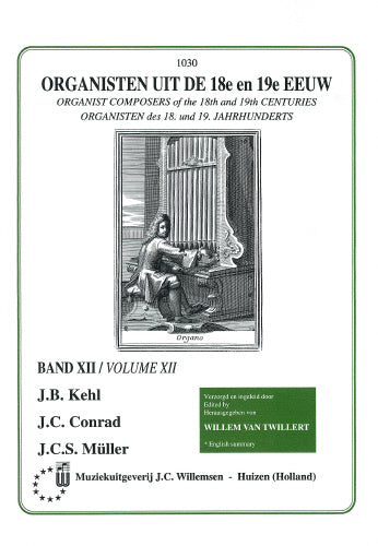 Organists of the 18th & 19th Century Volume 12