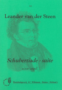 Steen: Schubertiade -suite for organ