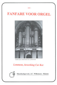Fanfare by Llemmens - organ