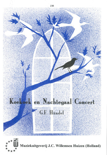 George Frideric Handel: Cuckoo and Nightingale Concert (Organ Solo)