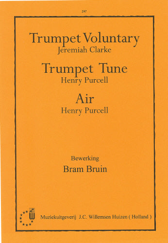 Trumpet Tune and Air / Trumpet voluntary - organ