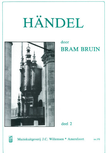 Handel  vol. 2 - Aria (Messiah), Watermusic etc. (Organ Solo)
