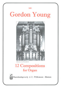 Young: Twelve Compositions for Organ