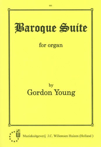 Young: Baroque Suite for Organ