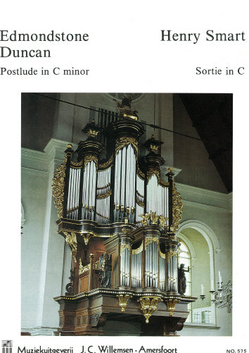 Postlude Cm Duncan and Sortie in C by H Smart (Organ Solo)