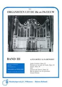 Organists of the 18th & 19th Century Volume 3