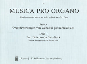 Sweelinck: Organ Transcriptions of Genevan psalms Part 1