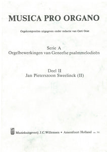 Sweelinck: Organ Transcriptions of Genevan psalms Part 2