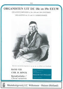 Rinck: Organists of the 18th & 19th Century Volume 8