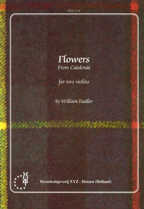 Flowers from Caledonia: Violin Duet