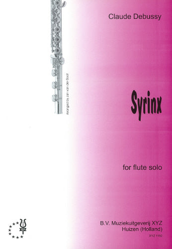 Syrinx (Flute Solo)