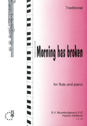Morning Has Broken for flute and piano