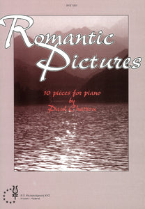 Romantic Pictures: 10 piano pieces by Paul Chatrou