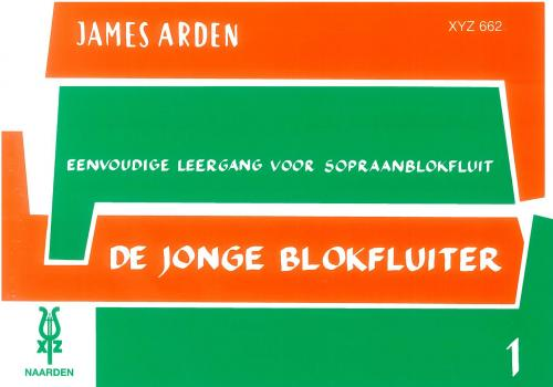 Arden: The Young Recorder Player (De Jonge Blokfluiter - Sop.) 1