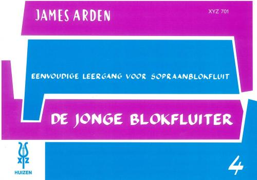 Arden: The Young Recorder Player (De Jonge Blokfluiter - Sop.) 4