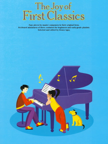 The Joy of First Classics, Piano, Agay