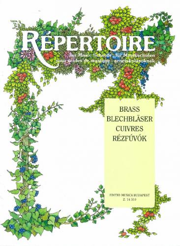 Repertoire - for music schools (Brass)