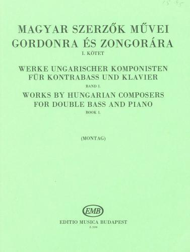 Works by Hungarian Composers, Vol. 1