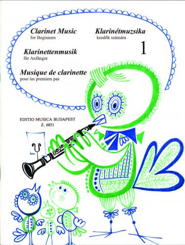 Clarinet Music for Beginners 1