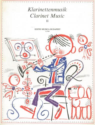 Music For Clarinet II