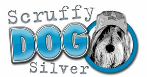 Scruffy Dog Silver